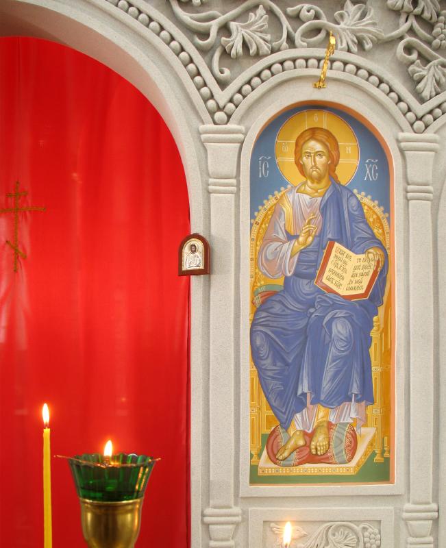 Храмовые иконы - открыть галерею